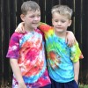 Tips for Tie Dyeing with Kids