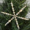 Elegant Beaded Snowflake Ornament Tutorial