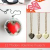 12 Modern Valentine DIY Projects