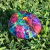 Tie Dye Mushrooms - Inexpensive Kid Craft