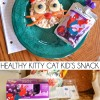 Healthy Kitty Cat and Chobani Kids® Snack