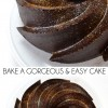 No Fail Bundt Cake - Bake a Gorgeous and Easy Cake!