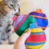 Felt Catnip Ornaments + Kitty Christmas Gifts