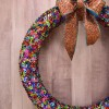 Bead & Sequin Wreath