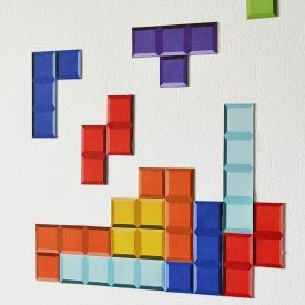 Tetris Magnet DIY in Crafted Issue 3