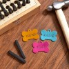 Hand Stamped Dog Tags Tutorial