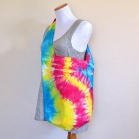 The Best Tie Dye Ever for Amazing Hobo Bags