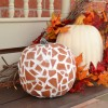 Mosaic Terra Cotta Pumpkins for Fall