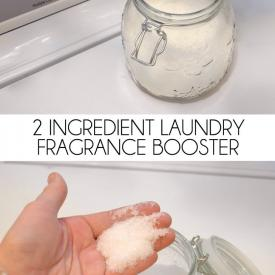 2 Ingredient Laundry Fragrance Booster