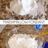 How to Make Marshmallow Fondant (MMF)