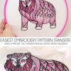 Easiest Embroidery Pattern Transfer