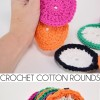Crochet Cotton Rounds