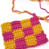 Checkerboard Crochet Stitch