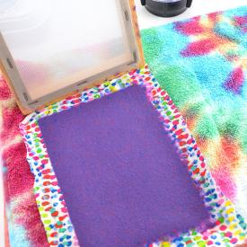 How to Make Paper with a DIY Deckle