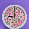 10 Minute, Super Simple Decoupage Clock