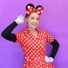 DIY Minnie Mouse Costume for Adults
