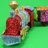 Glitter Train for under your Tree