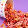 Crunchy and Colorful Jello Popcorn Recipe
