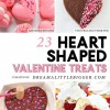 23 Heart-Shaped Desserts