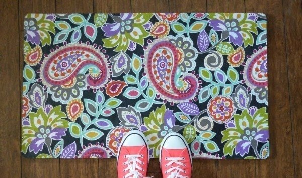 Custom Kitchen Rugs For Any Color Scheme