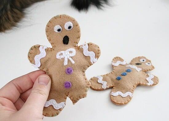 Broken Arm Christmas Ornament