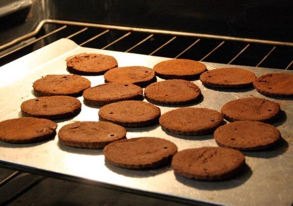 Holiday Recipe - Stamped Cinnamon Ornaments - Non-Edible