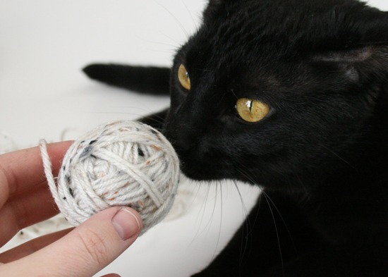 How to Ball Your Yarn