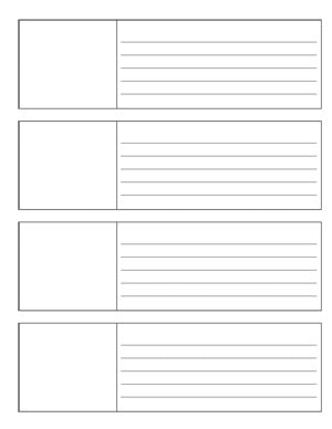 FREE blog planning binder printables at Dream a Little Bigger