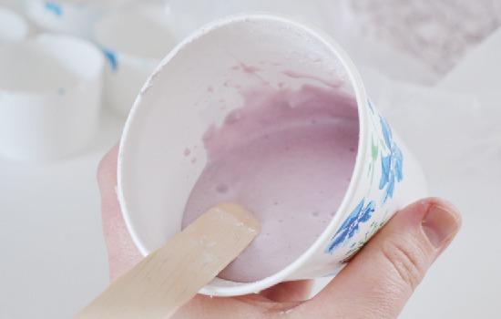 Plaster thumb tack tutorial at Dream a Little Bigger