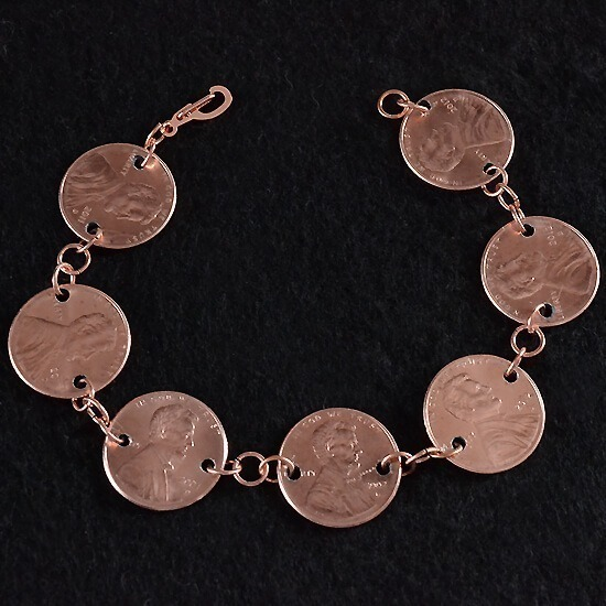penny jewelry tutorial dream a little bigger