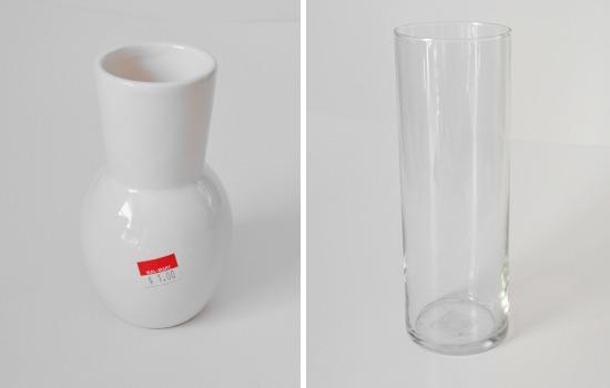Mod Podge Lace Vases Tutorial