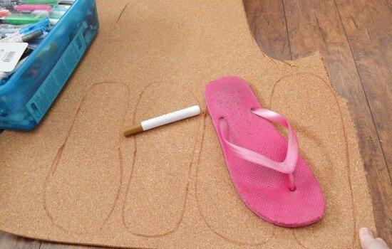 How to Make Flip Flops from Scratch - Dream a Little Bigger