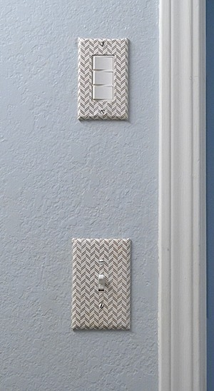 Mod Podge Outlet Plates Tutorial