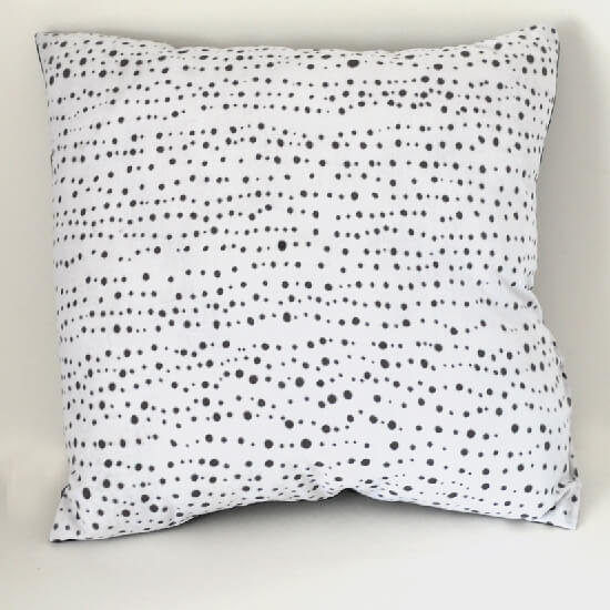 No Sew Cloth Napkin Throw Pillows