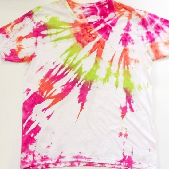 Tie Dye Patterns Great for Kids :: www.dreamalittlebigger.com