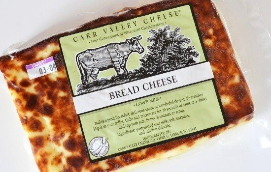 How to Cook Bread Cheese - www.dreamalittlebigger.com