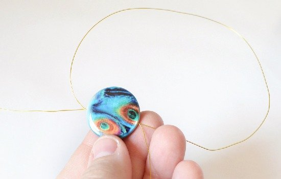 Super Easy Jewelry Beading Tutorial - No Crimp Beads