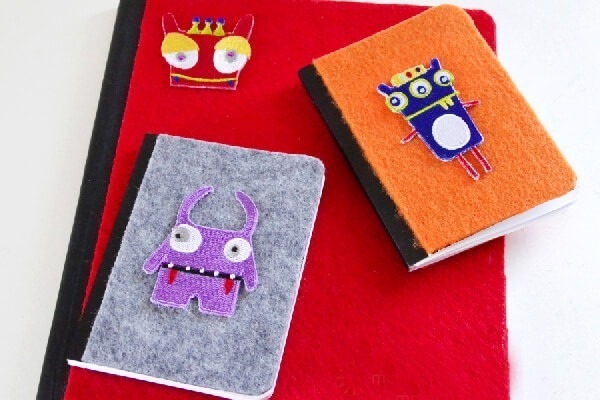 Easily Personalized Notebooks at Mom Spark!
