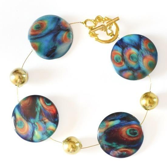 Super Easy Jewelry Beading Tutorial - No Crimp Beads