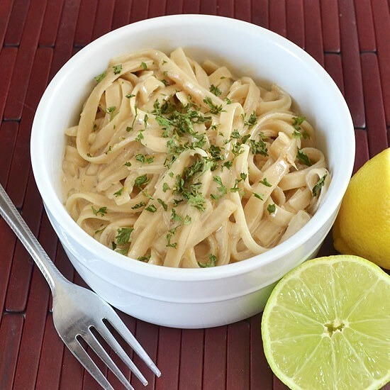 Limon Sauce Recipe for Pasta, Meat and Veggies