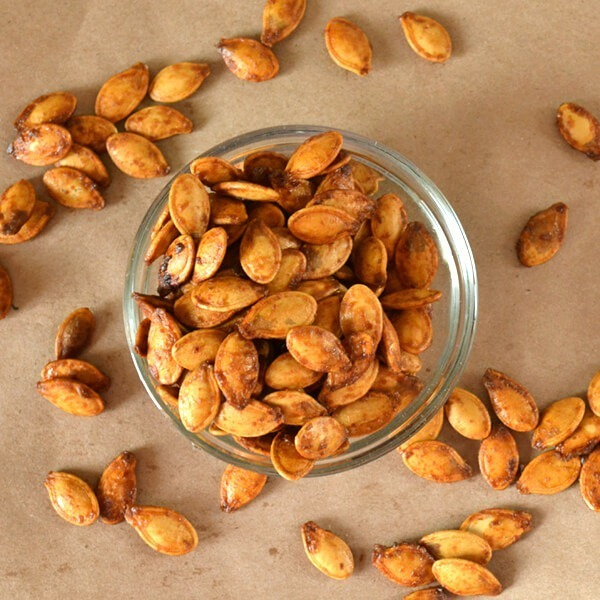 Sweet and Savory Pumpkin Seed Recipe