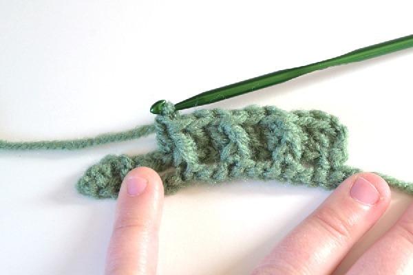 Block Crochet Pattern Tutorial