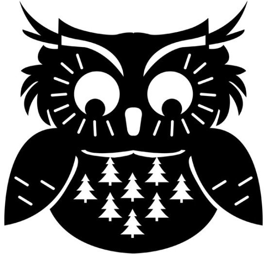 Christmas owl freebie JPG