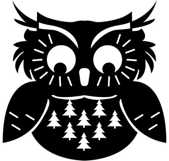 Christmas owl freebie JPG