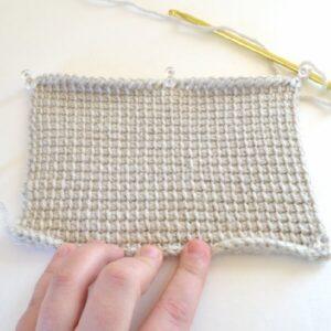 Tunisian Crochet Tutorial