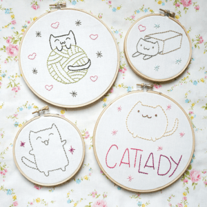 These DIY projects for cat lovers will keep you in style and in smiles! So much fun and totally purrfect!