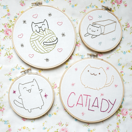 CatLady-Embroidery-Patterns-2
