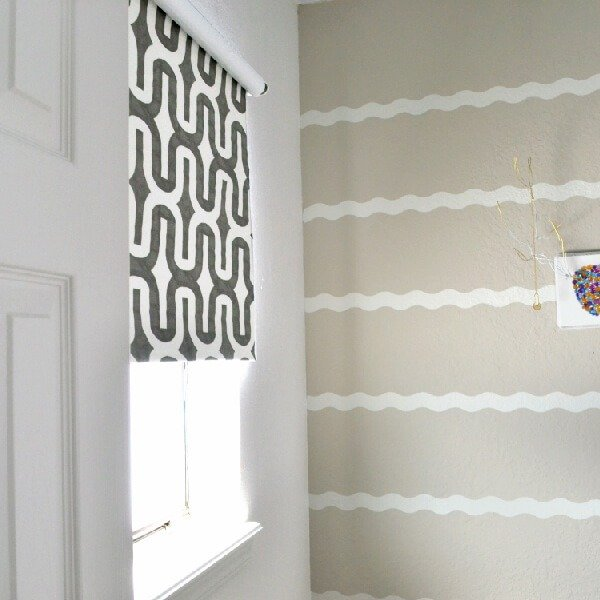 The Easiest DIY Blinds Ever. Seriously.