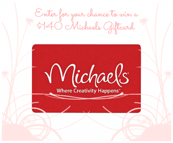 Michaels Giveaway Image