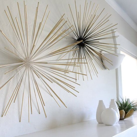 Looking For Some DIY Modern Art Ideas To Fill Your Walls These